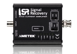 Model 5402 Low Noise Current Amplifier